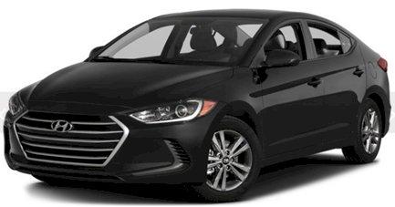 2018 Hyundai Elantra SEL FWD
