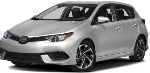 2016 Scion iM FWD Hatchback