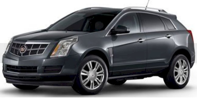 2012 Cadillac SRX Luxury Collection FWD Sport Utility