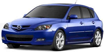 2008 Mazda3 s Touring *Ltd Avail* FWD Hatchback