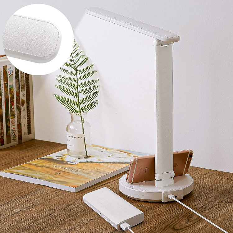 Amazon) 심플 깔끔한 LED데스크 램프 $9.95