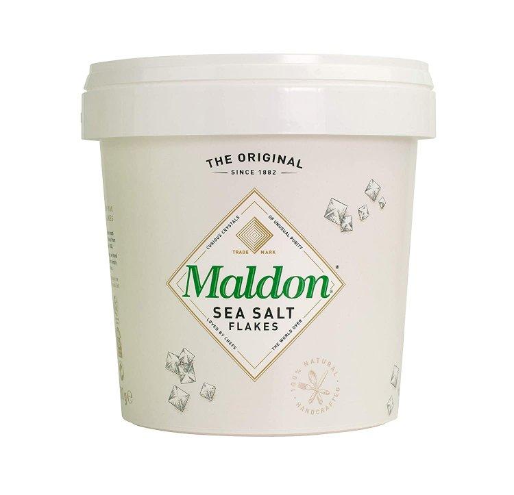Amazon) Maldon Salt, Sea Salt Flakes 대용량 최저가  $14.60