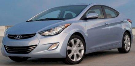 2012 Hyundai Elantra Limited FWD 4dr Car