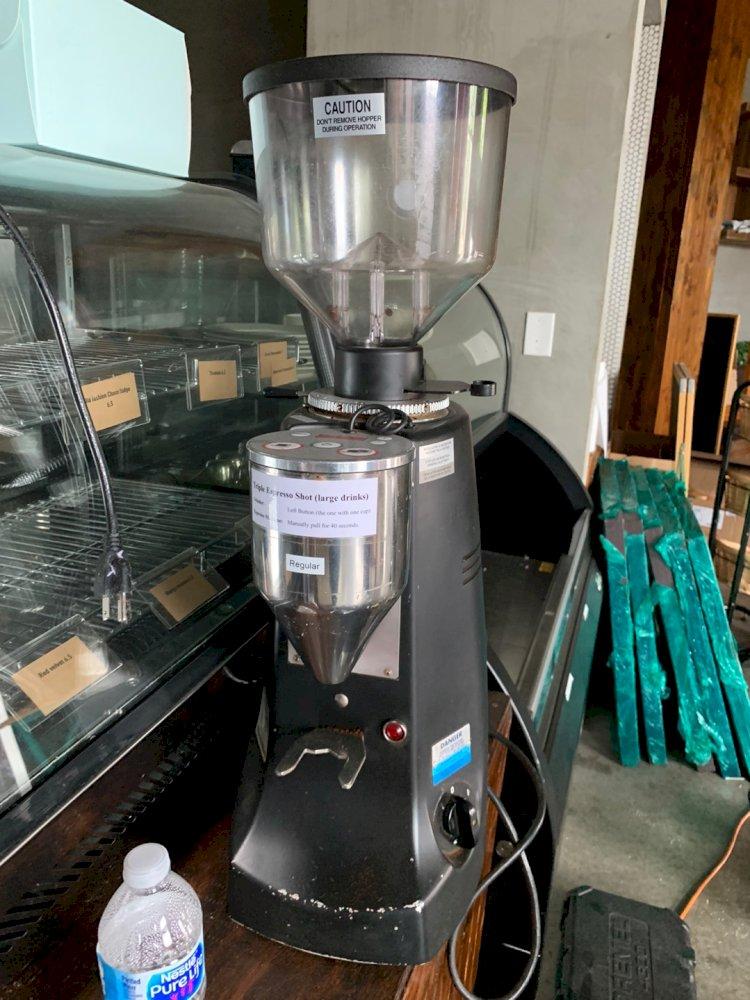 커피원두 가는 기계 팝니다