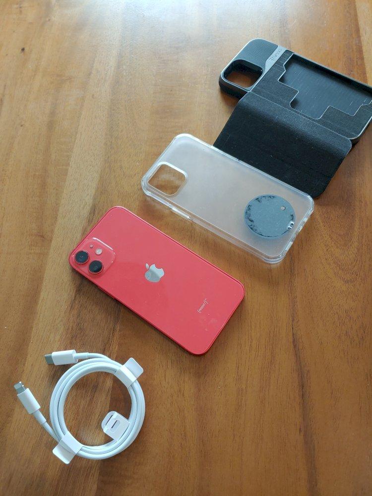 1000불주고산 산지 한달된 아이폰 12 미니 256G