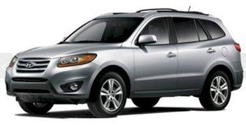 2012 Hyundai Santa Fe GLS Sport Utility