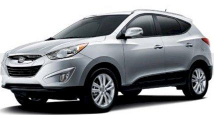 2011 Hyundai Tucson Limited FWD Sport Utility