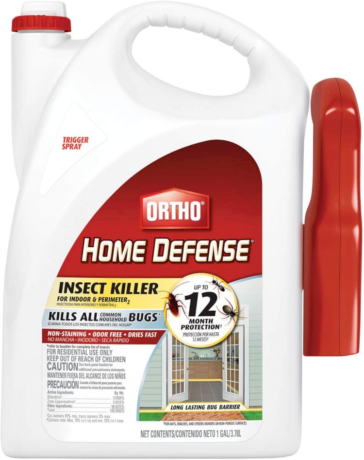 Amazon) Ortho Home Defense Insect Killer for Indoor $6.68