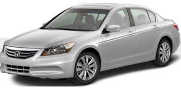 2012 Honda Accord Sdn EX FWD 4dr Car