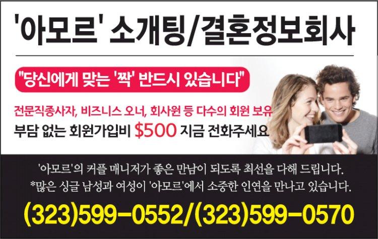 아모르 소개팅/결혼정보회사