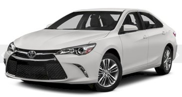 2015 Toyota Camry LE FWD 4dr Car