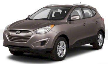 2013 Hyundai Tucson GLS FWD Sport Utility