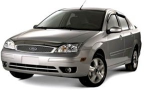 2007 Ford Focus S FWD 4dr Car