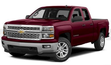 2014 Chevrolet Silverado 1500 Work Truck RWD Extended Cab Pickup