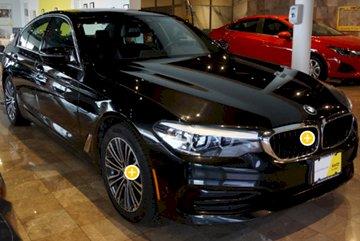 Certified Pre Owned 2019 BMW  530i xDrive Sedan