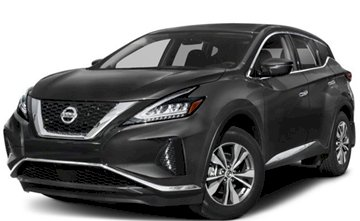 Certified Pre Owned 2020 Nissan Murano SV SUV
